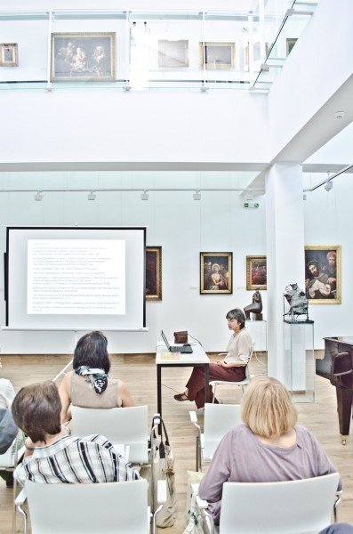 "Post-seminar ""Contemporary art and culture – Istanbul"""