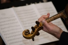 Photos from the chamber concert on November 19